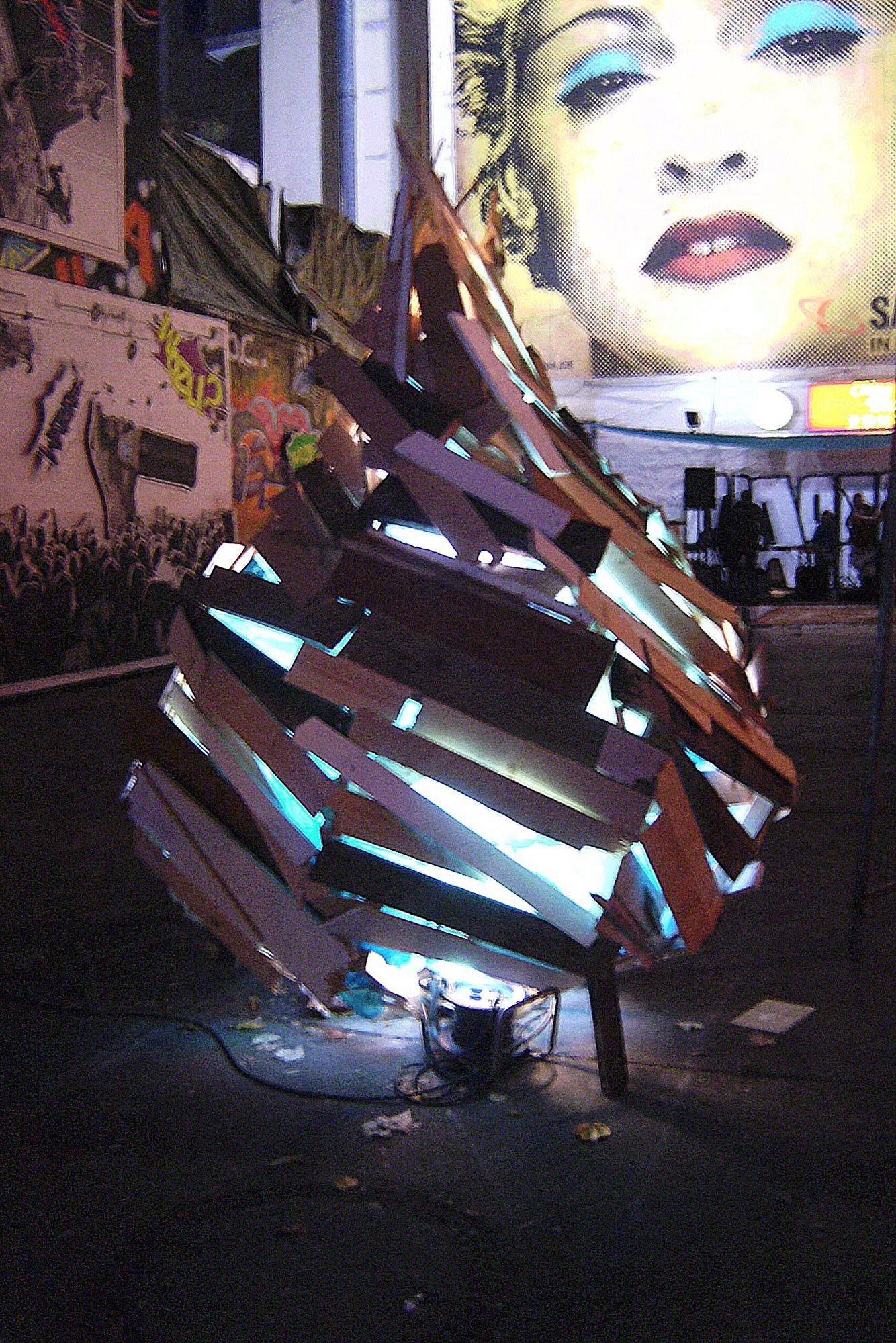Reeperbahnfestival 2009: Kunst