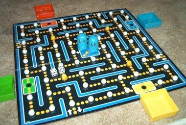 Pacman Spielbrett