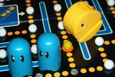 Pacman Spielfiguren