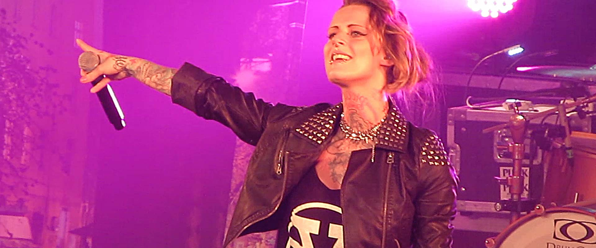 Jennifer Rostock: Eine Band mit Geschmack!