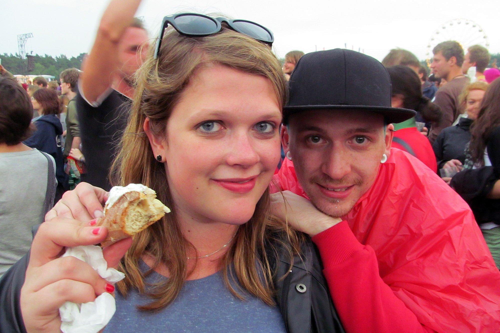 Hurricane Festival: Annka & Jan