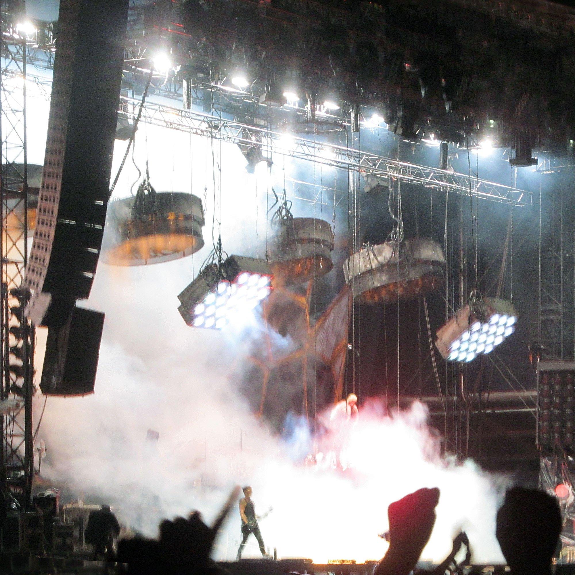 Hurricane 2013: Rammstein
