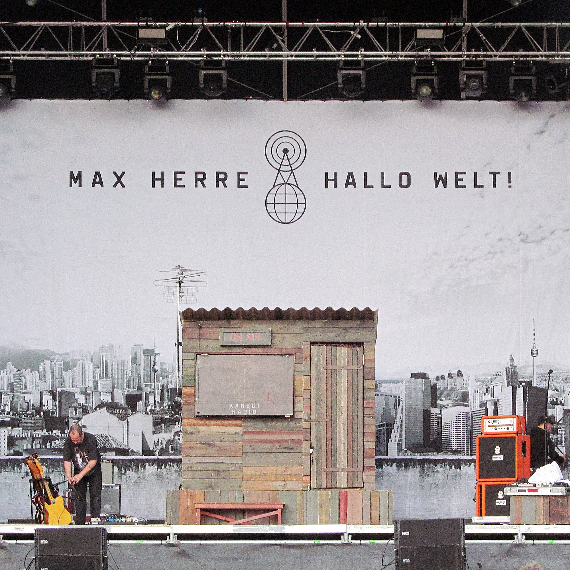 Hurricane Festival: Max Herre