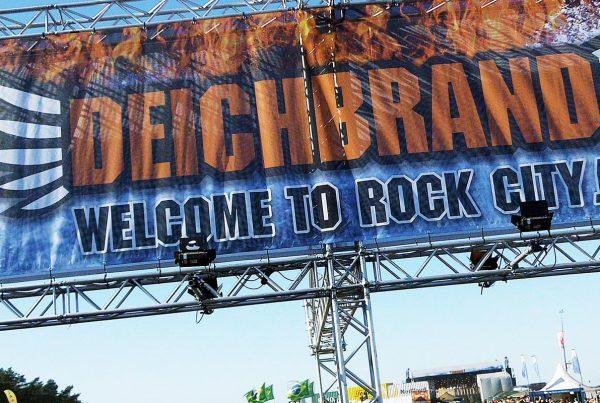 Deichbrand Festival: Eingang