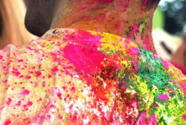 Color Run: Lauf Dich bunt