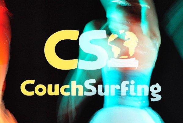 CouchSurfing-Besuch aus Kanada