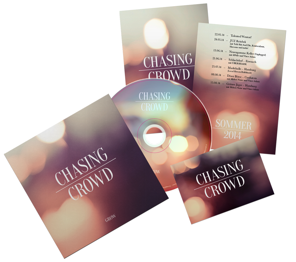 Chasing Crowd Merchandise