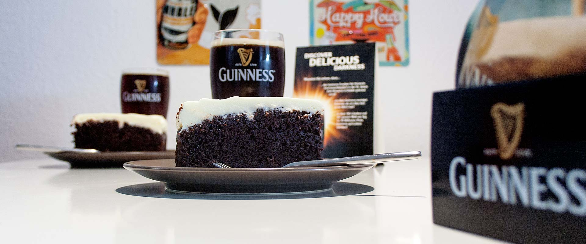 Irish Stout Cake.
