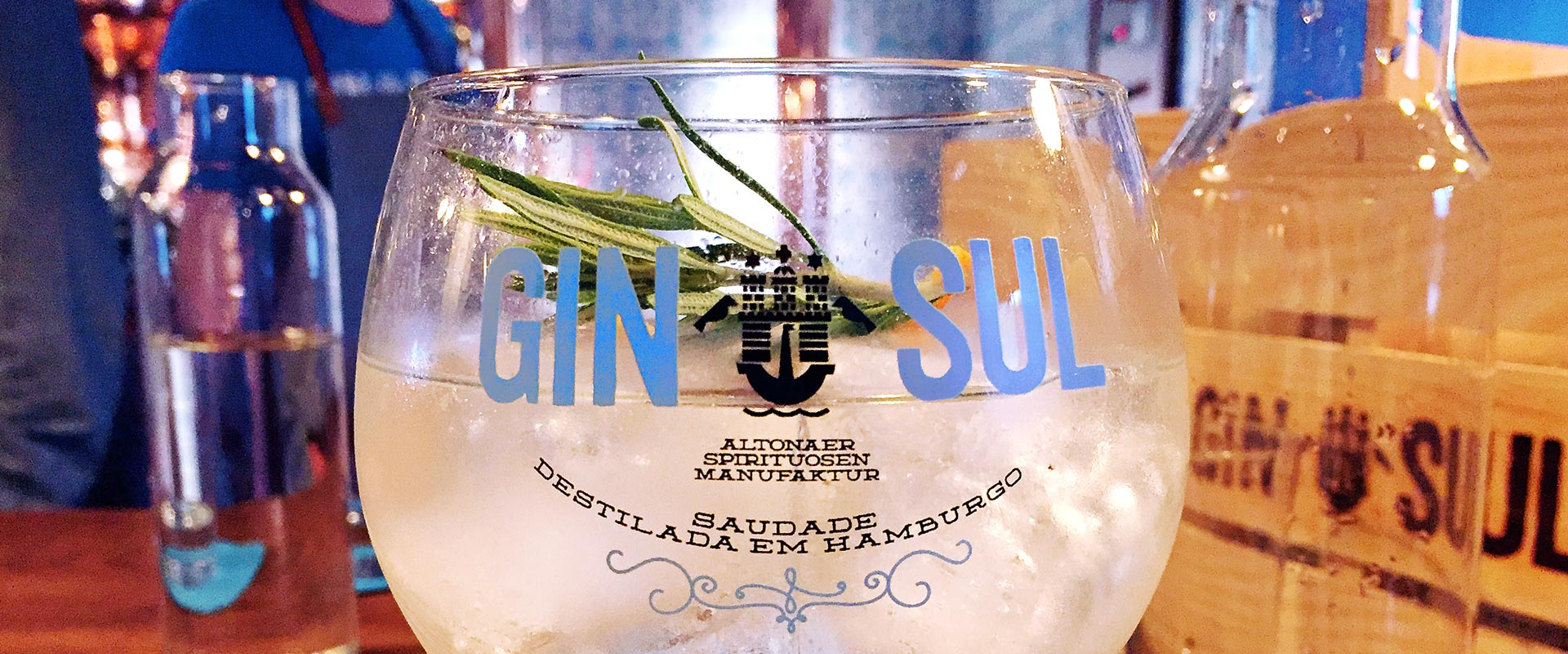 Der Gin des Südens.