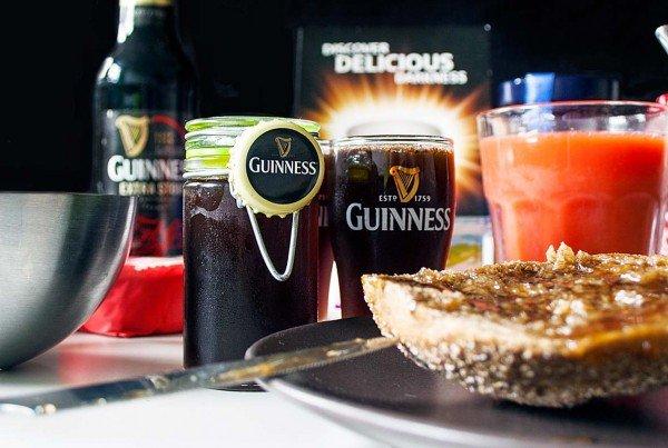 Guinness-Marmelade