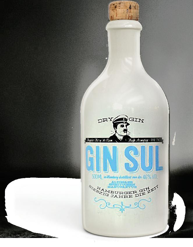 Gin Sul für Die Zeit