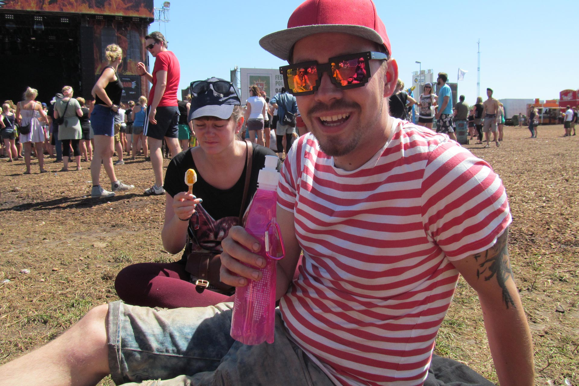 Deichbrand Festival: Tonbandgerät