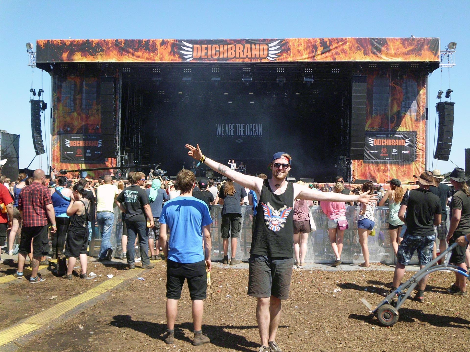 Deichbrand Festival: Comeback Kid