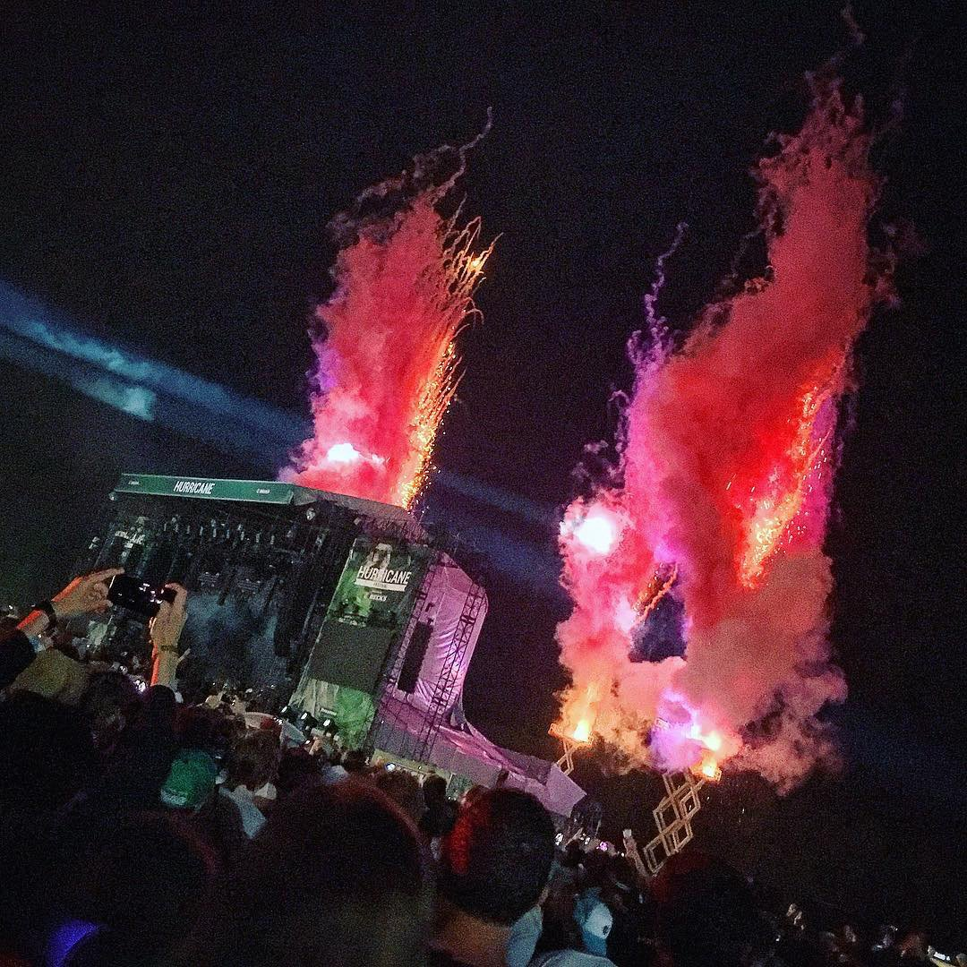 Hurricane Festival 2016: Rammstein