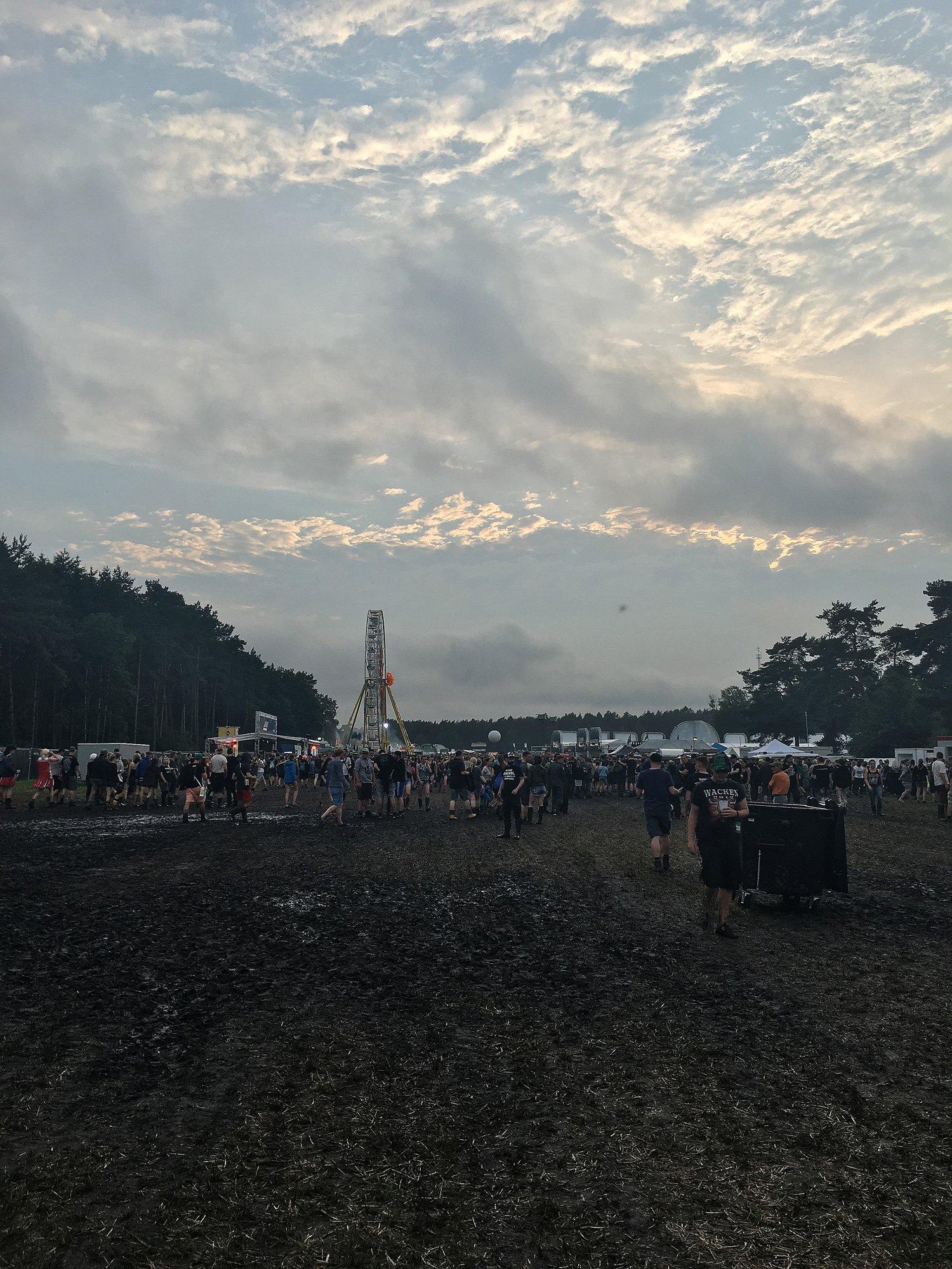 Hurricane Festival 2016: Riesenrad