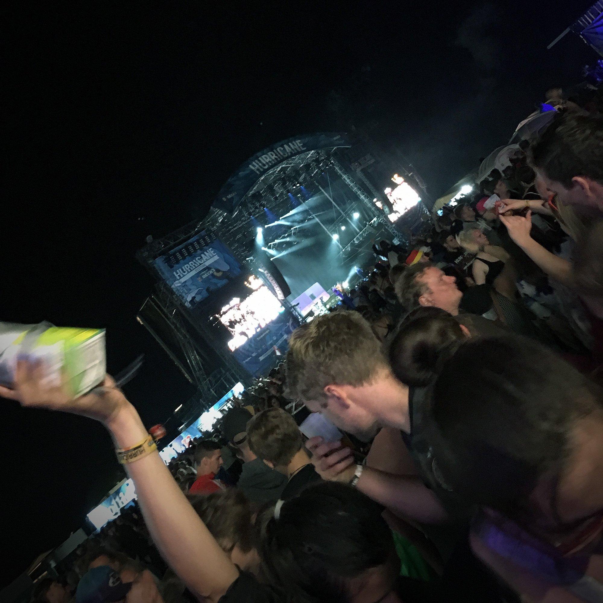 Hurricane Festival 2016: Trailerpark