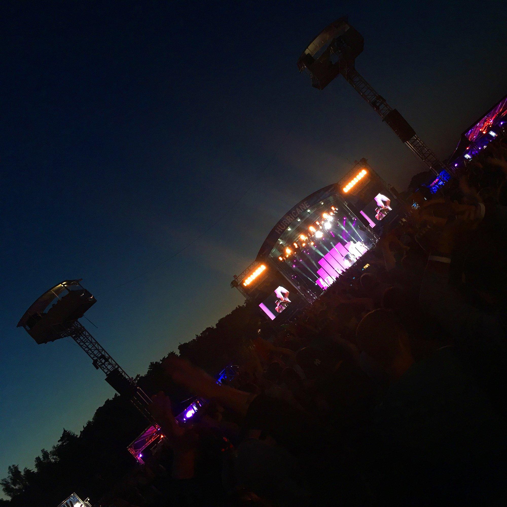 Hurricane Festival 2016: Deichkind