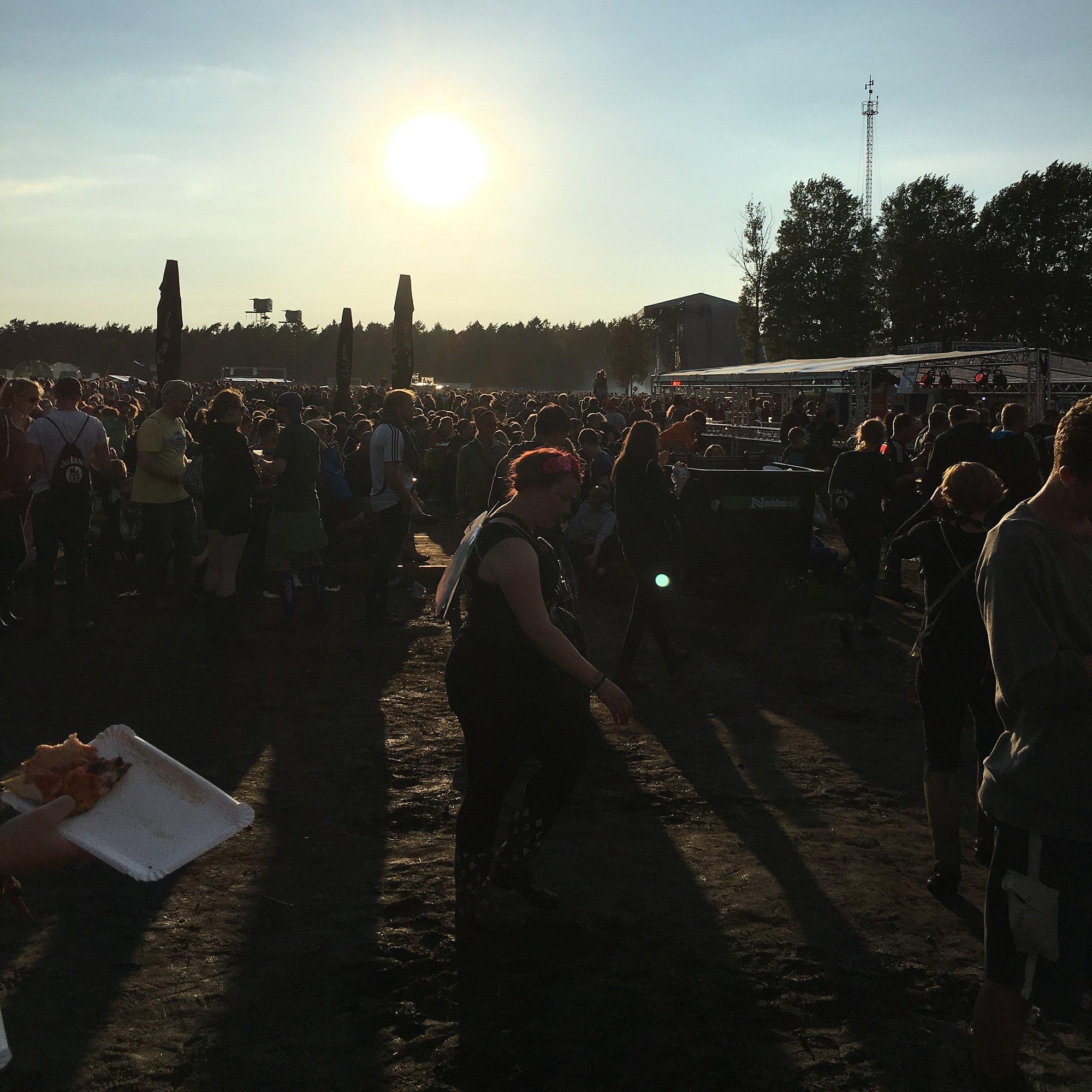 Hurricane Festival 2016: Sonne B
