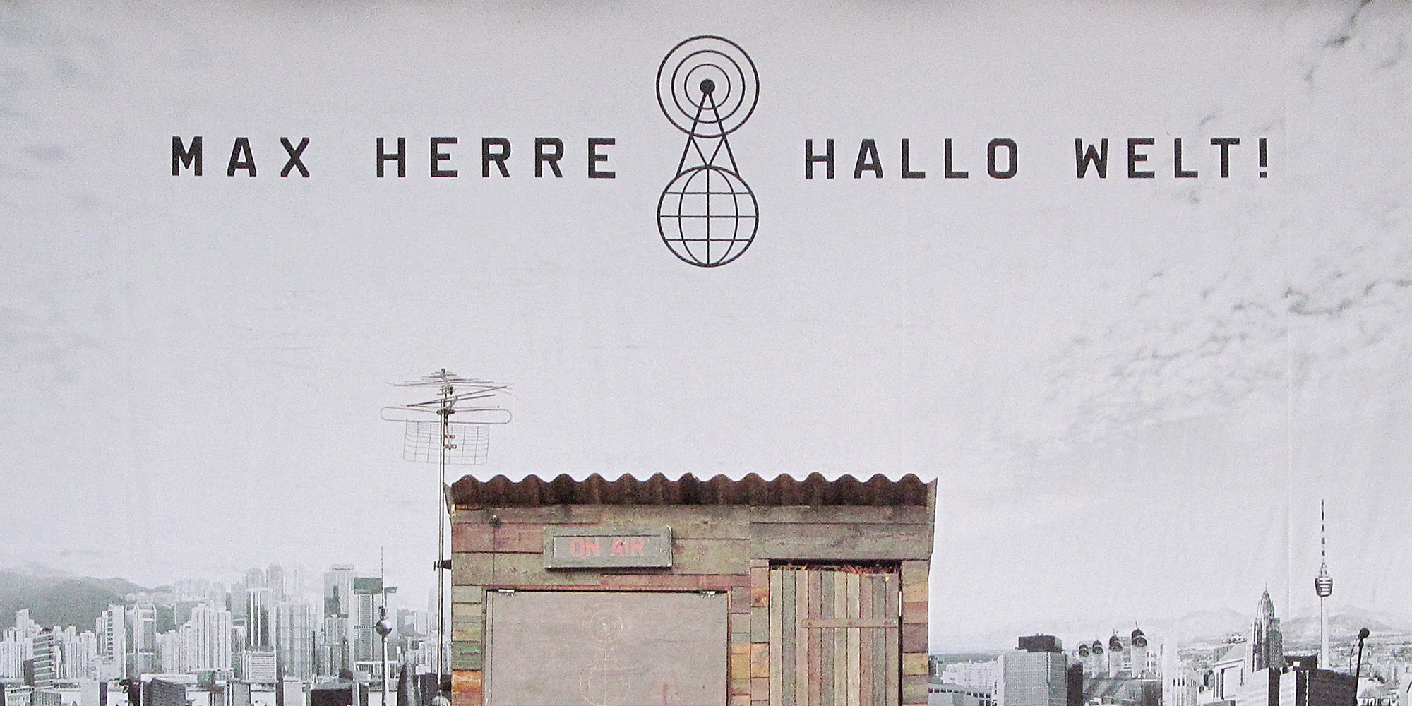 Hurricane 2013: Max Herre