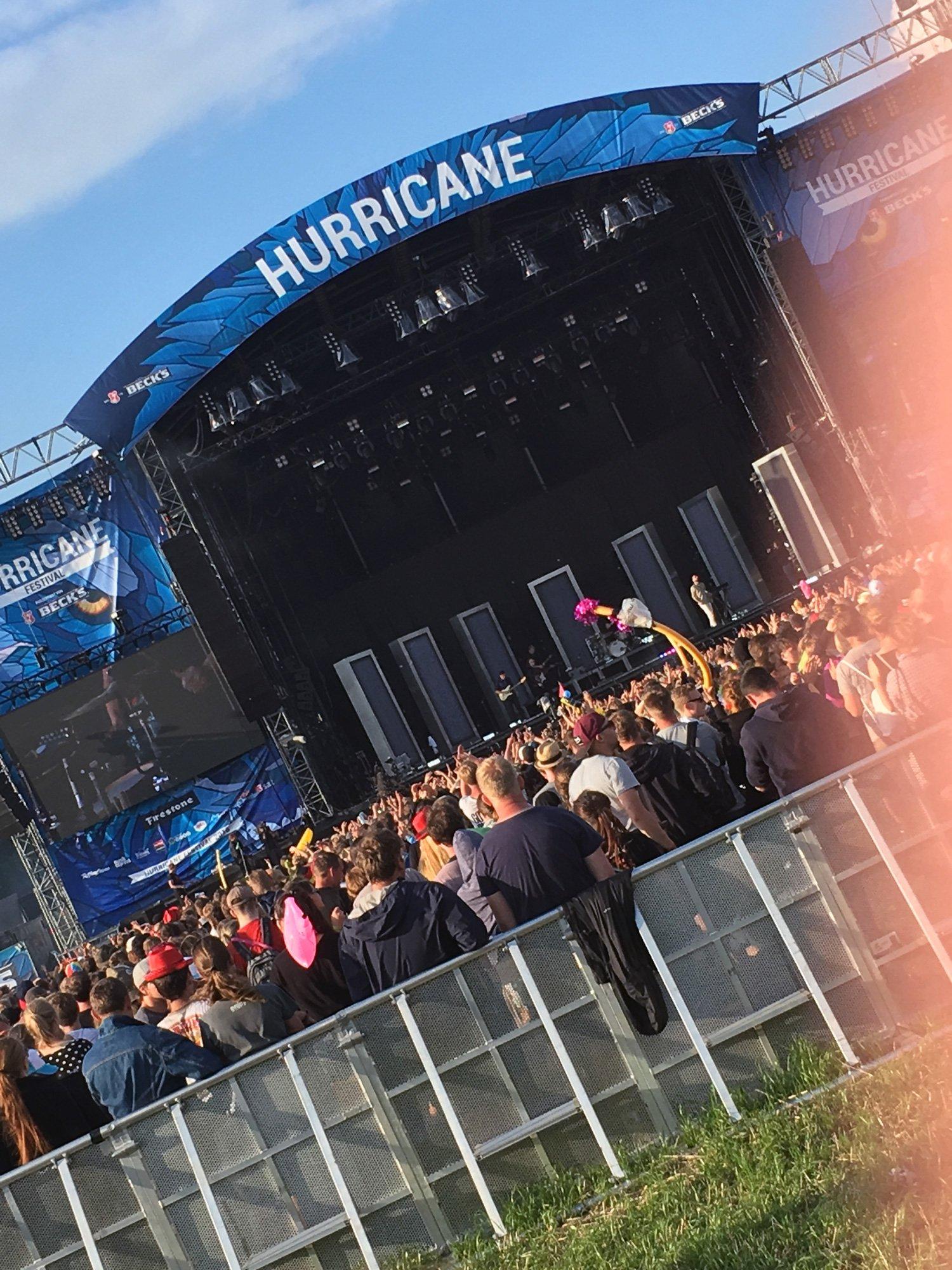 Hurricane Festival 2016: Two Door Cinema Club