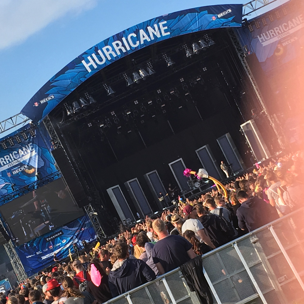 Hurricane Festival 2016: Two Door Cinema Club