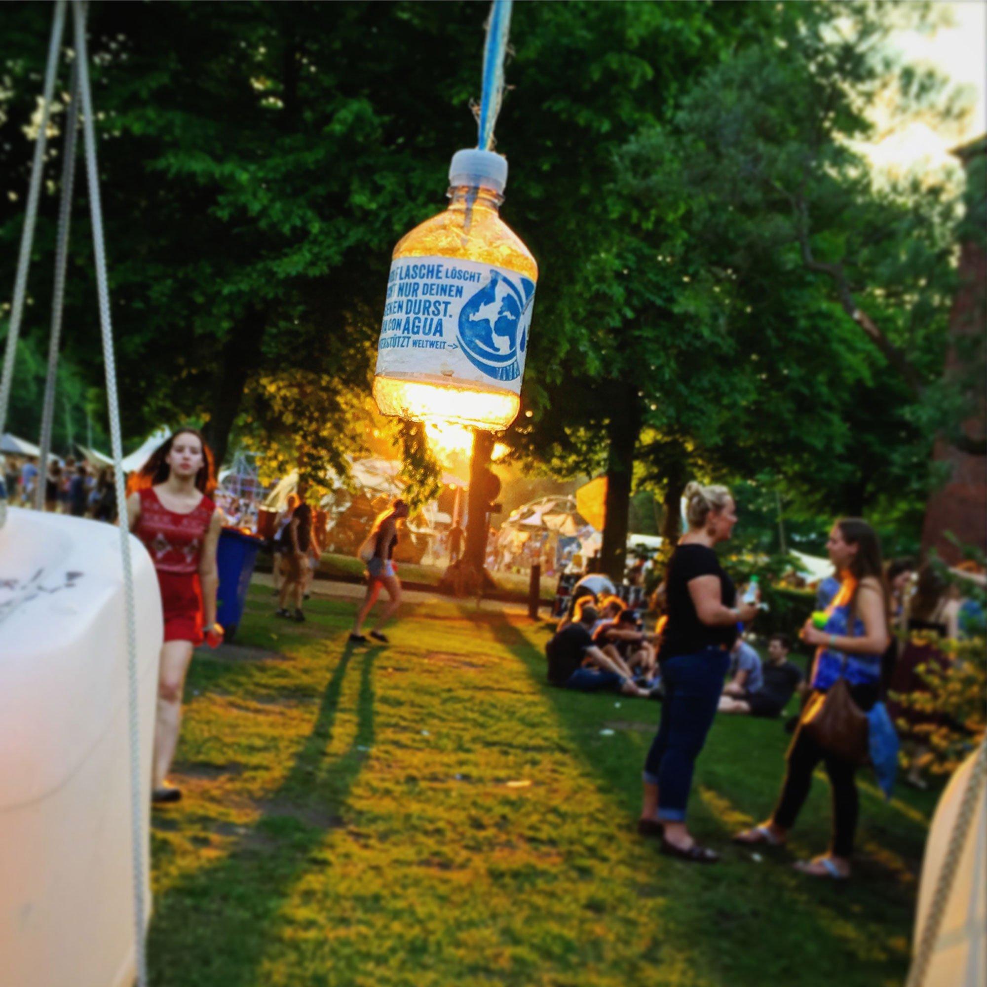 Lunatic Festival: Viva con Agua