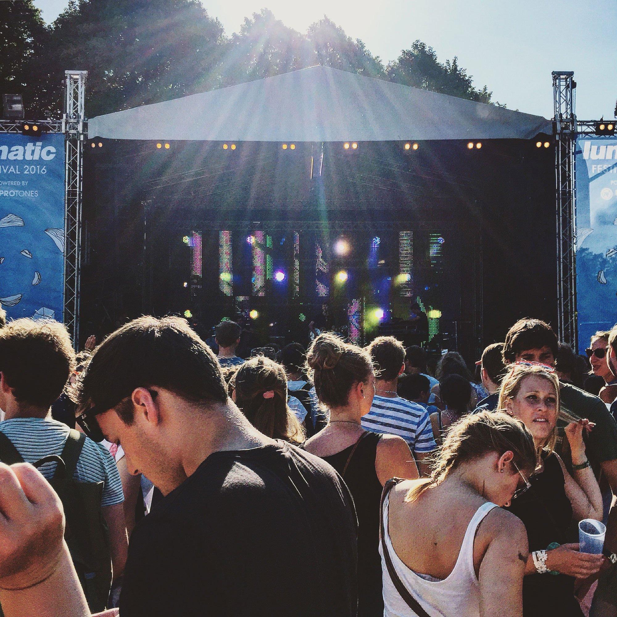 Lunatic Festival: Abby