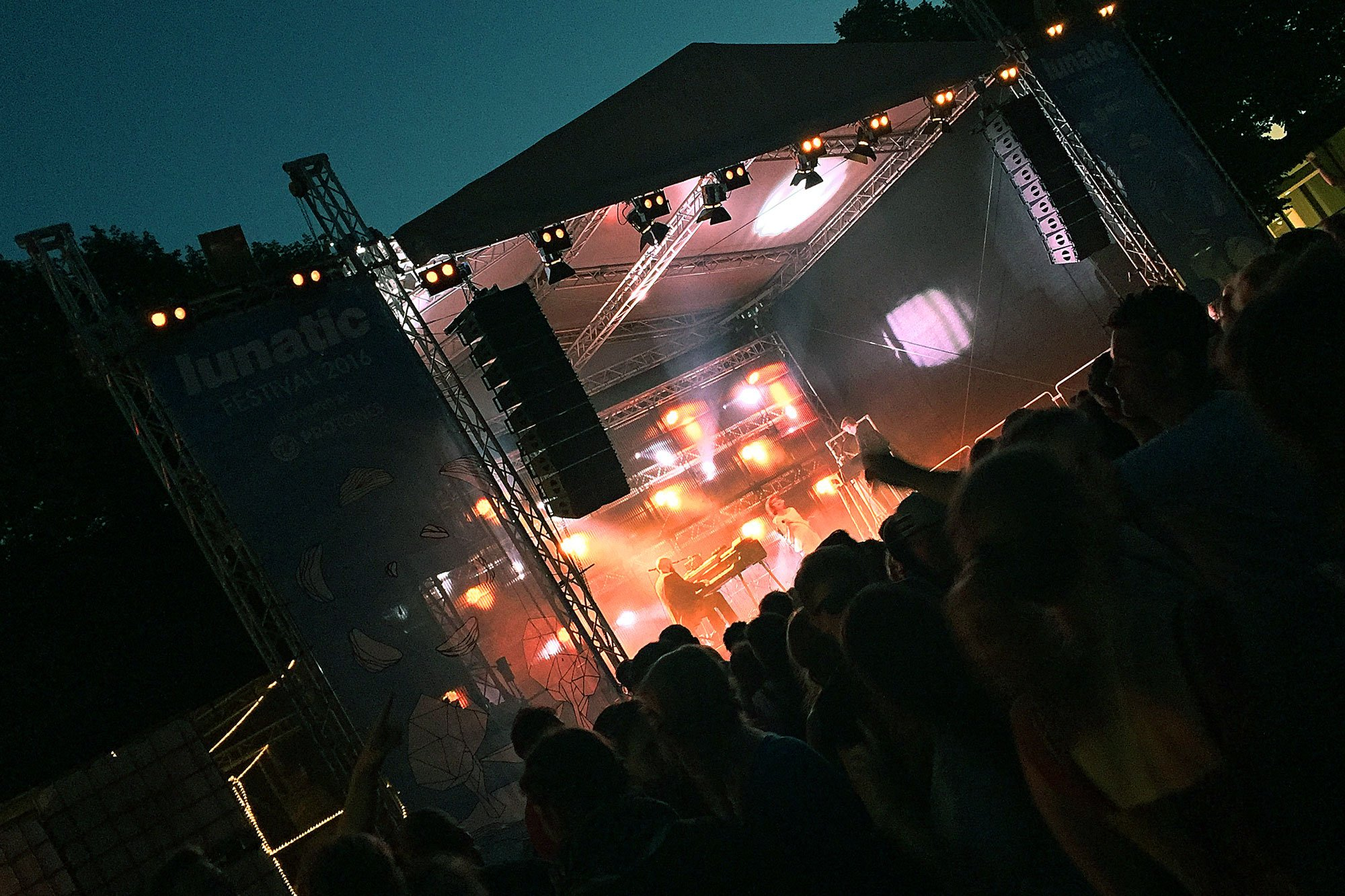 Lunatic Festival: Hundreds
