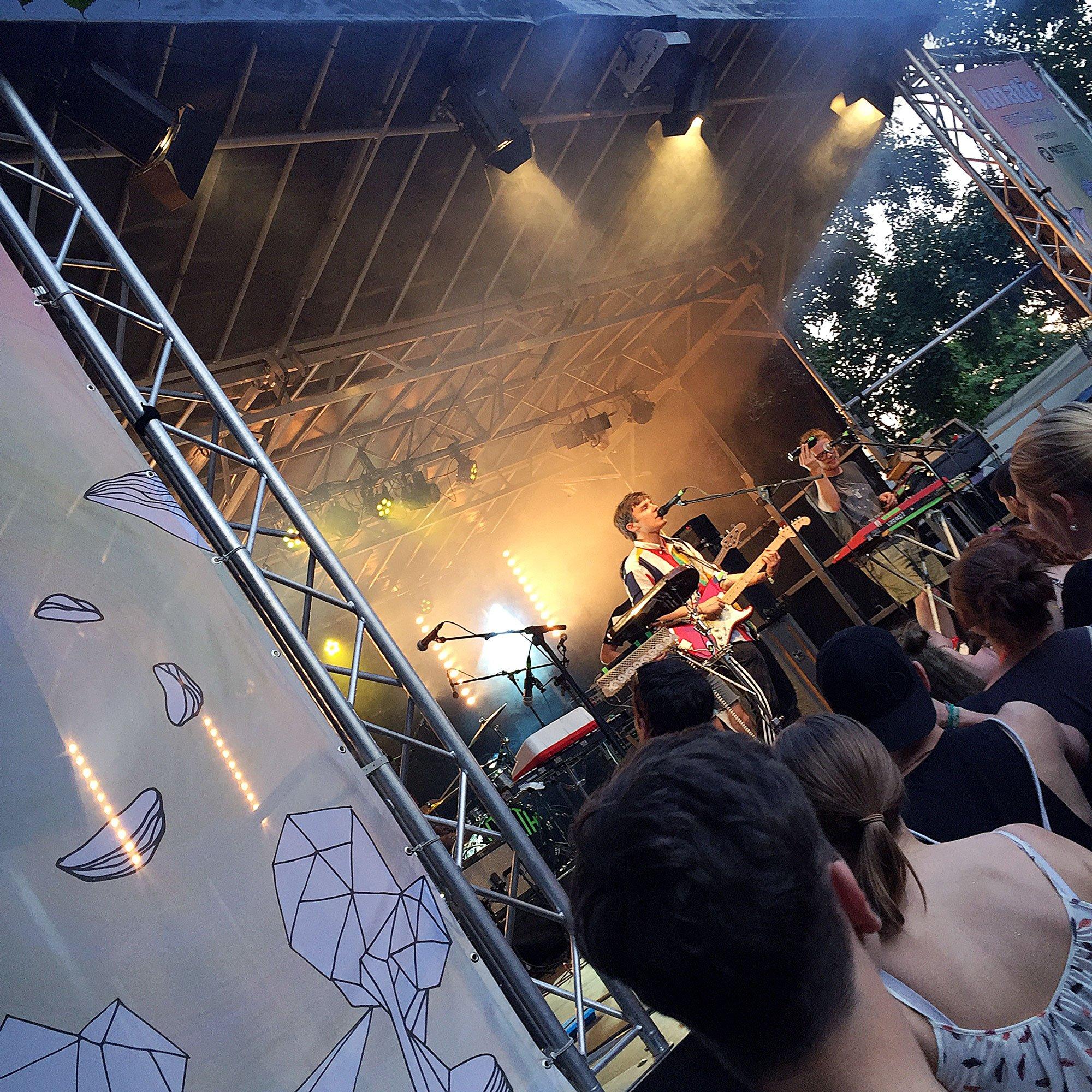 Lunatic Festival: Von wegen Lisbeth