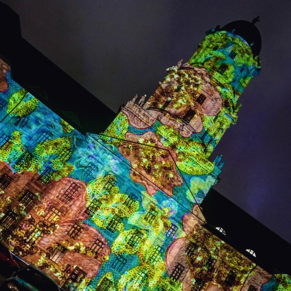 Festival of Lights Altes Stadthaus A
