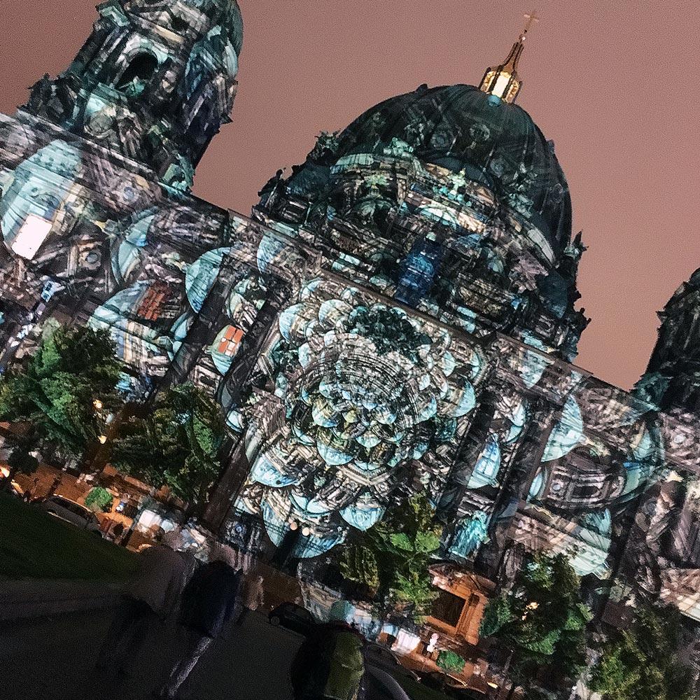 Festival of Lights Berliner Dom C