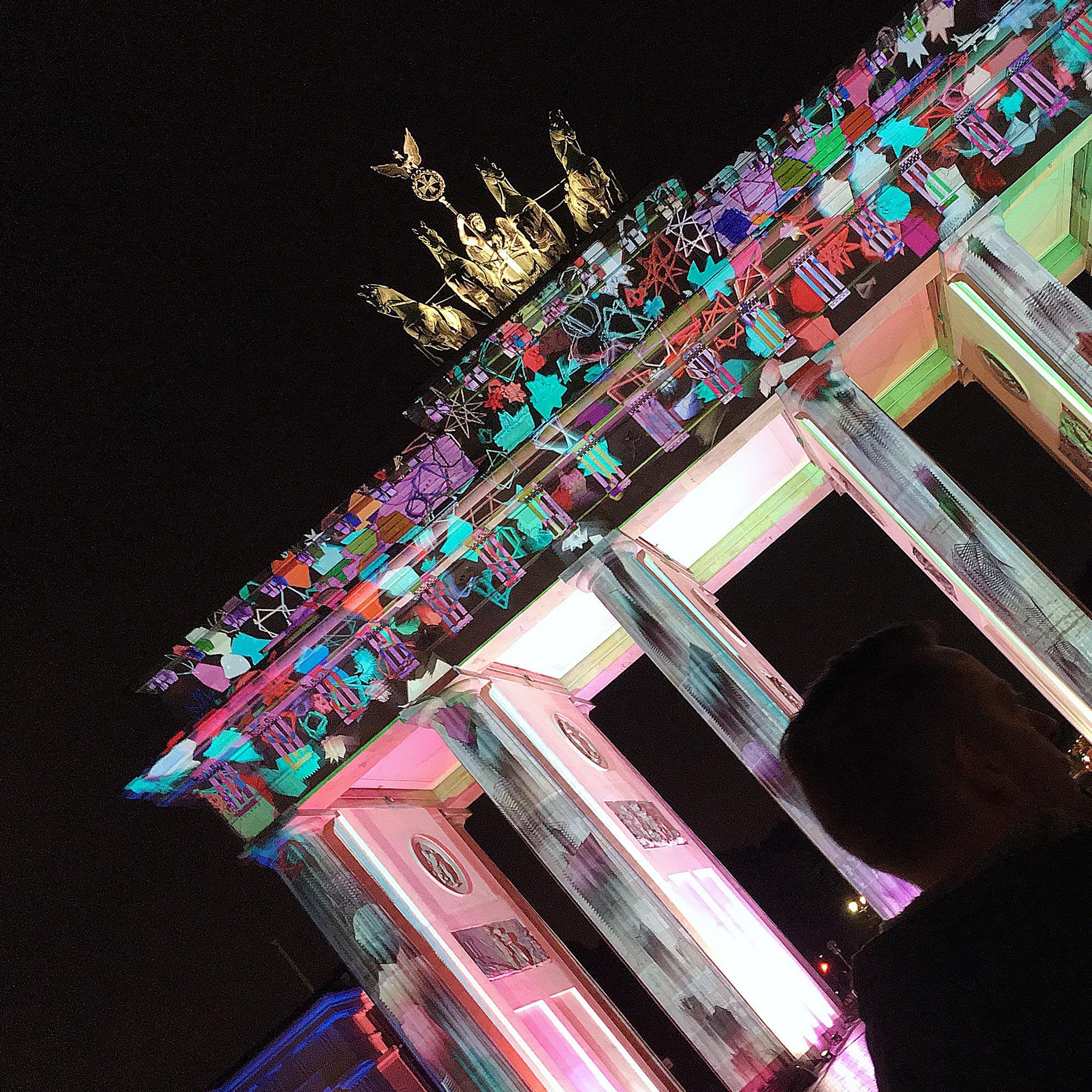 Festival of Lights Brandenburger Tor D