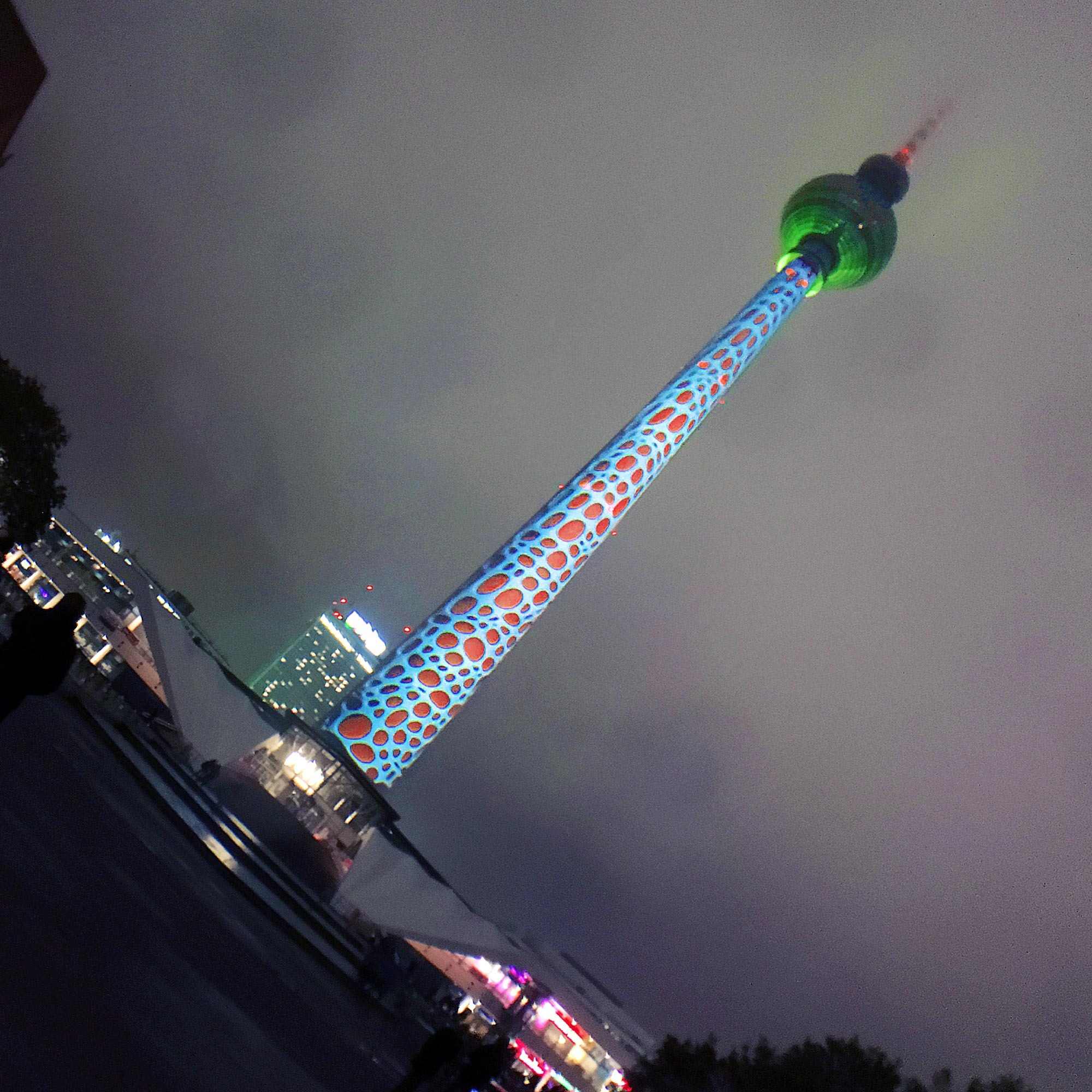 Festival of Lights Fernsehturm