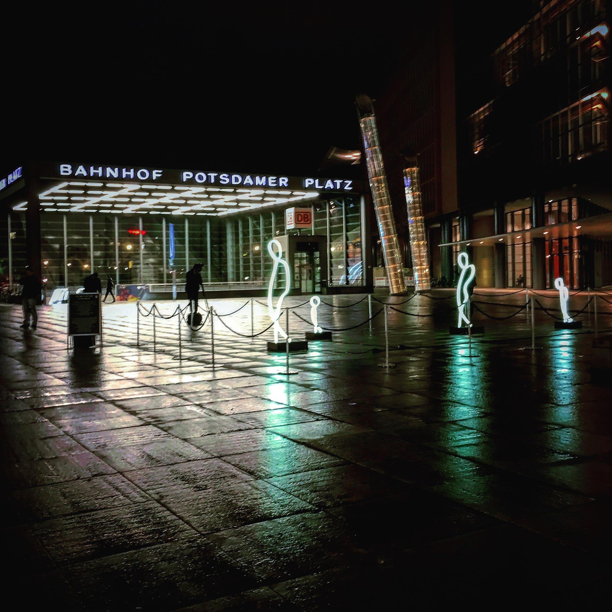 Festival of Lights Potsdamer Platz