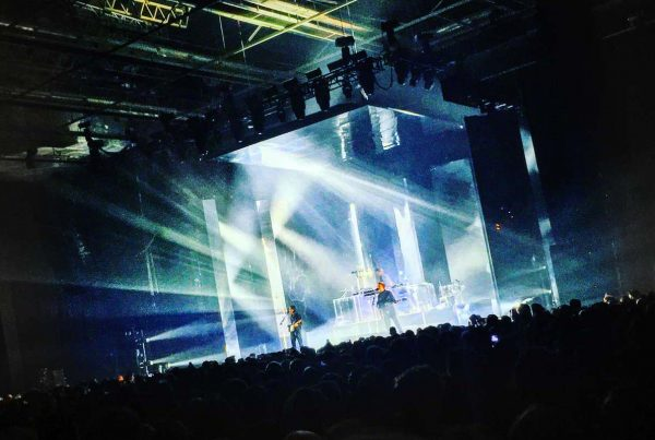 The XX in der Alsterdorfer Sporthalle
