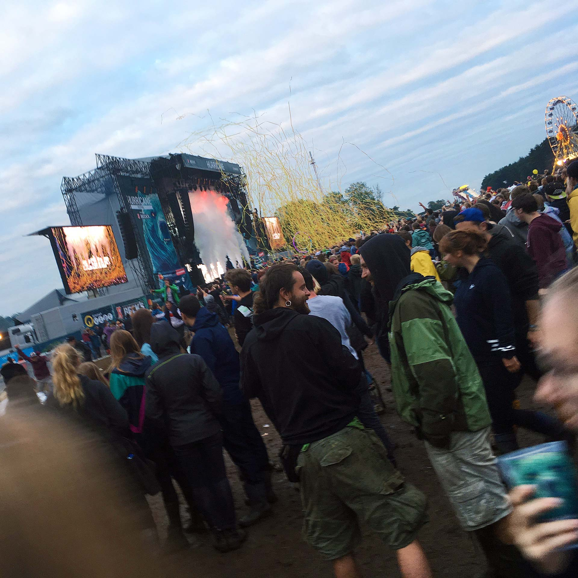 Hurricane Festival 2017: Die Antwoord