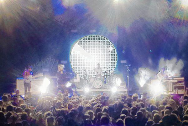 Enter Shikari live in Hamburg