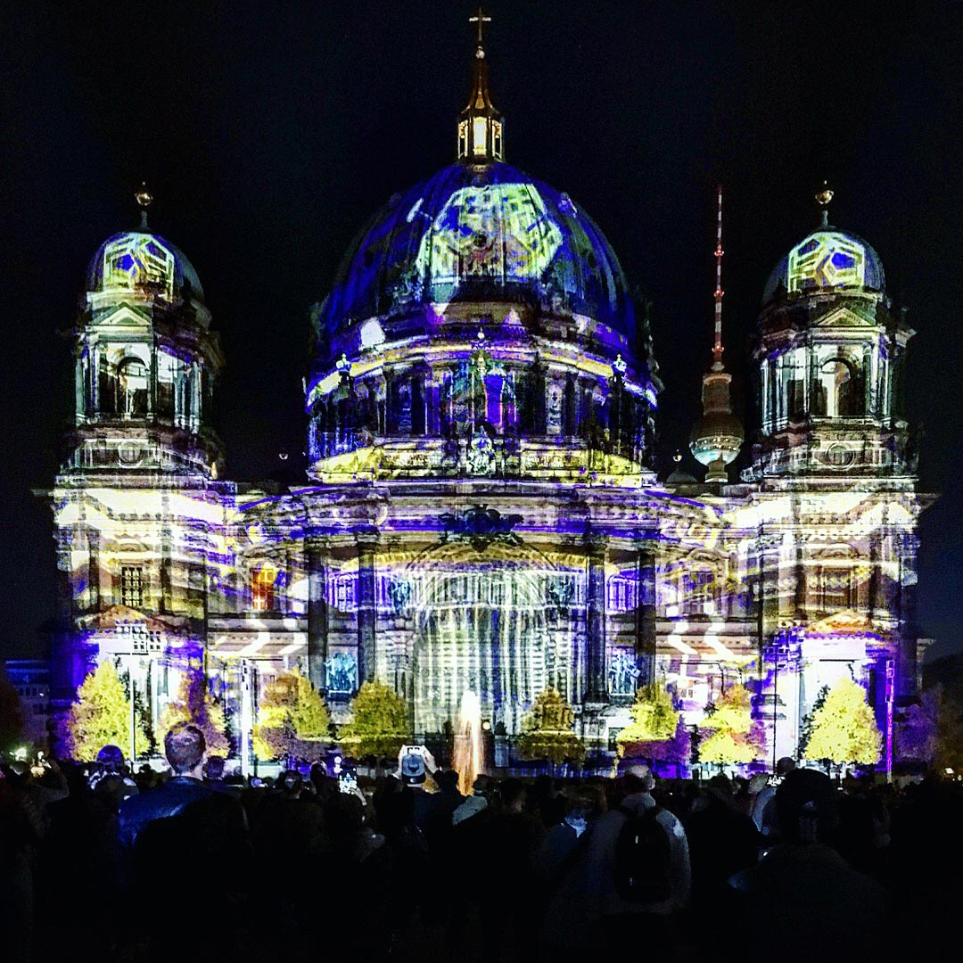 Festival of Lights 2017: Berliner Techno Dom