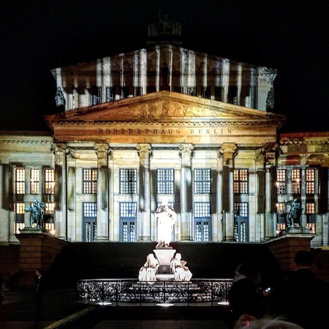 Festival of Lights 2017: Klavier-Konzerthaus