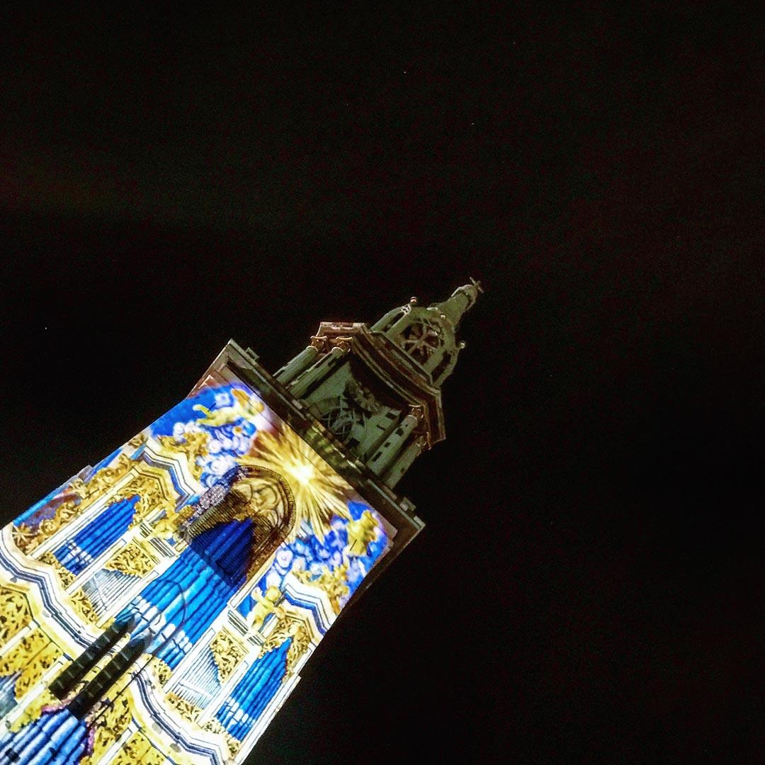 Festival of Lights 2017: St. Marienkirche