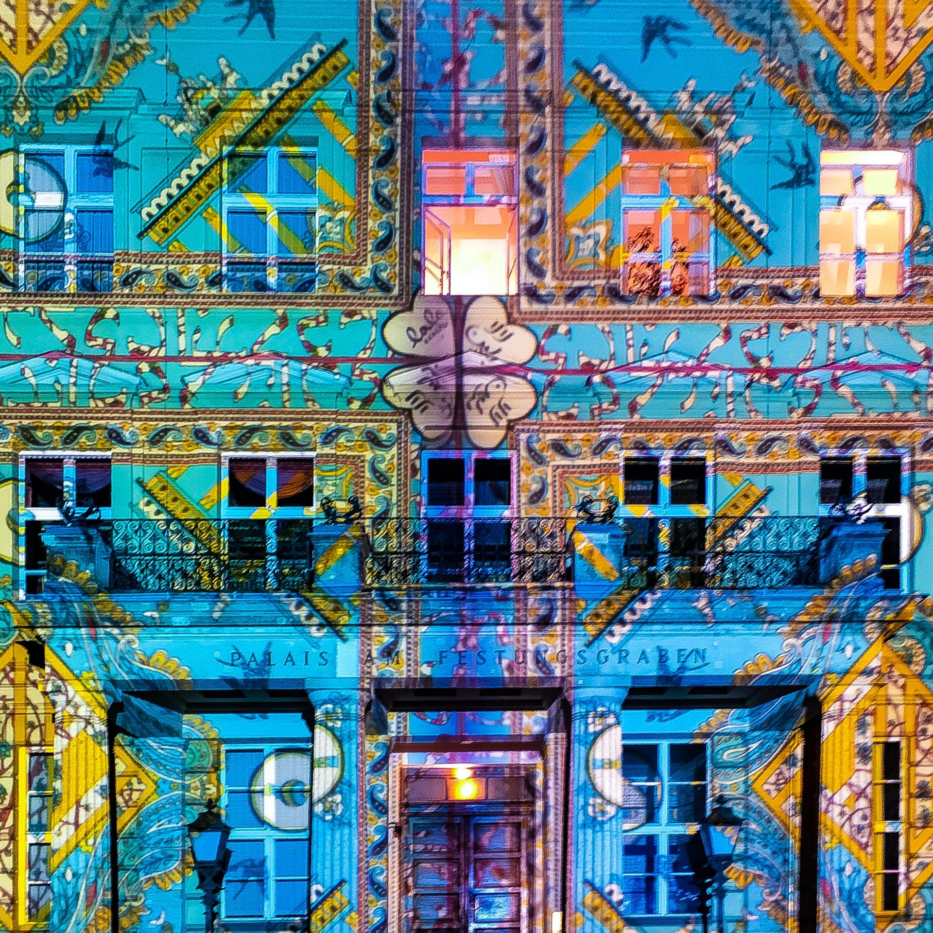 Festival of Lights 2017: Spanien trifft beim Palais am Festungsgraben auf Berlin