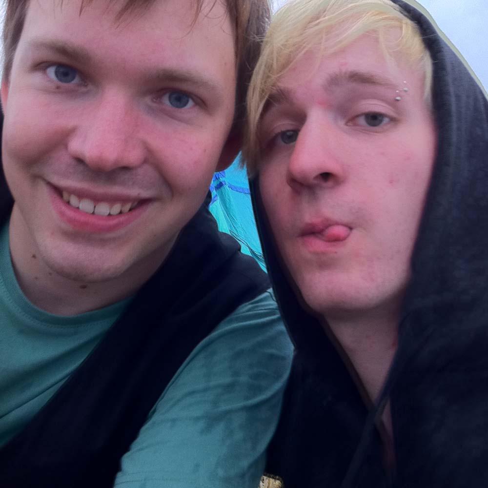 Hurricane Festival 2011: Jan & Kevin