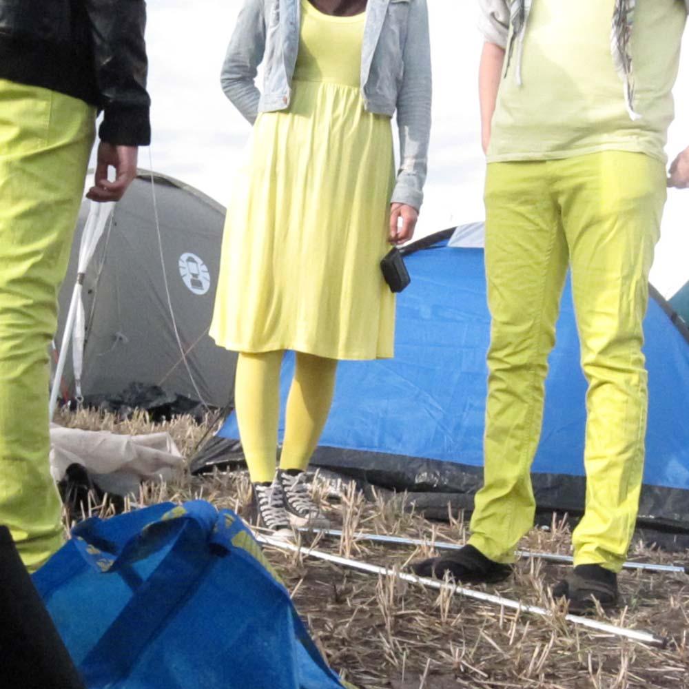 Hurricane Festival 2011: Gelb