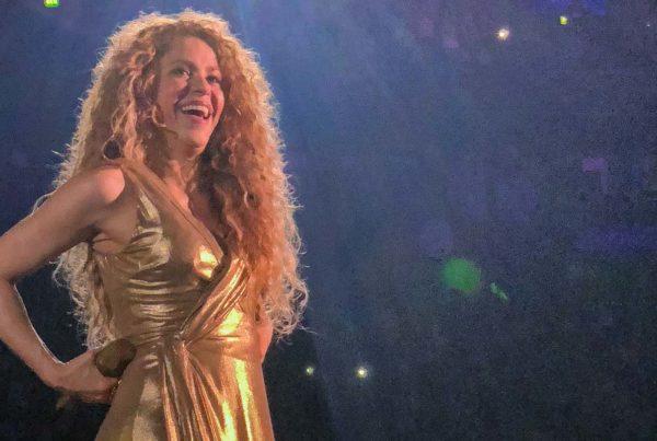 Shakira »El Dorado« Tourauftakt in Hamburg