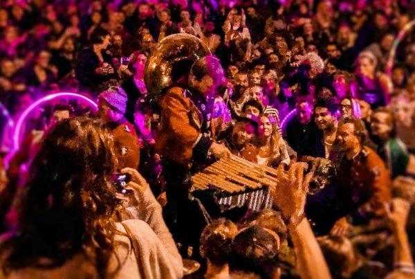 Meute live in Hamburg
