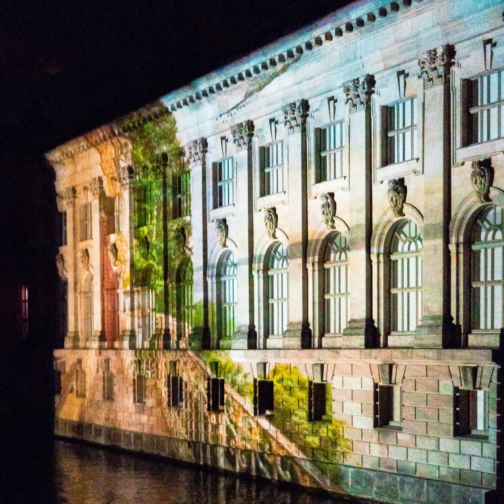 Festival of Lights 2018: Bode-Museum G