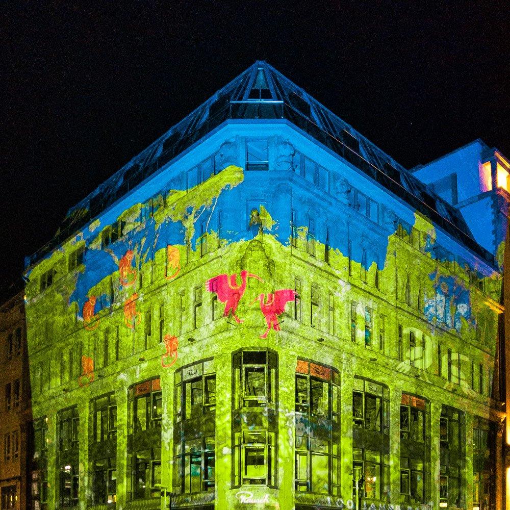 Festival of Lights 2018: Rausch Schokoladenhaus