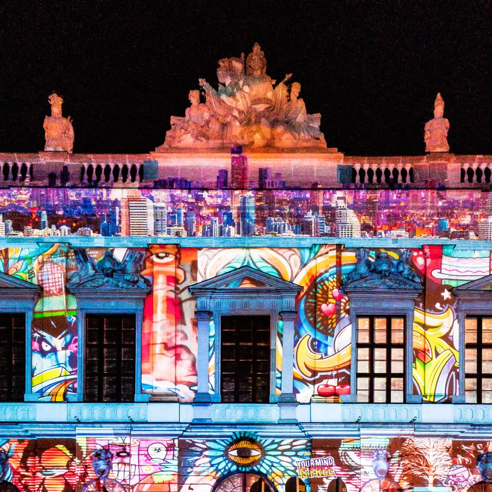 Festival of Lights 2018: Zeughaus D