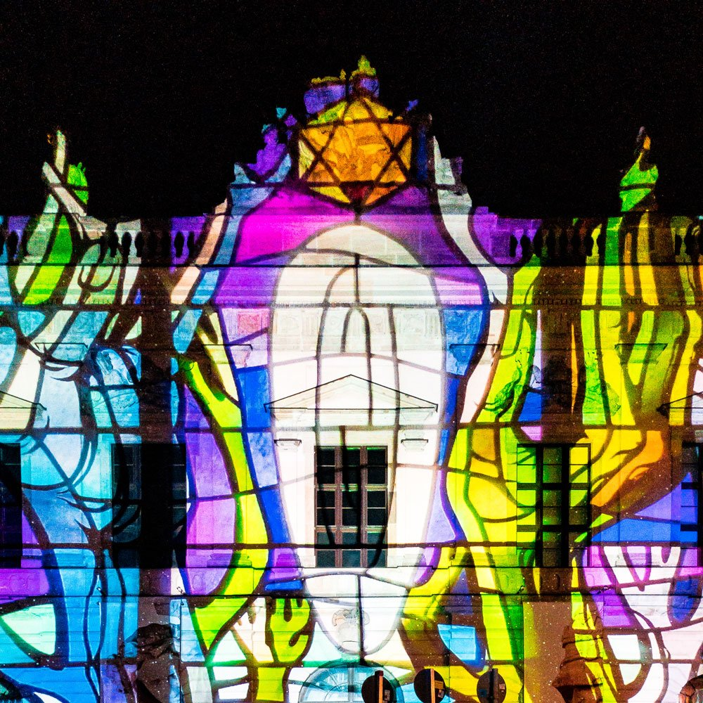 Festival of Lights 2018: Zeughaus B