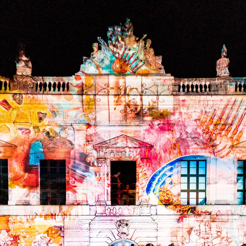 Festival of Lights 2018: Zeughaus A